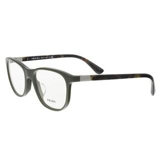 Prada PR 29SVF UF81O1 Olive Cat Eye Opticals - 56-19-145