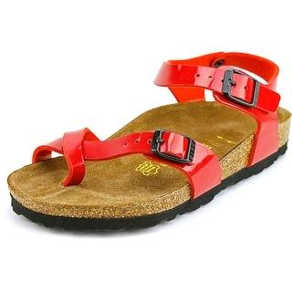 Birkenstock Taormina N Open-Toe Synthetic Slingback Sandal