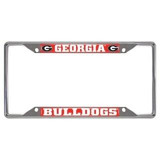 University of Georgia License Plate Frame