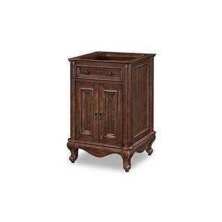 "Ryvyr V-MALAGO-24 Malago 24""W Wood Vanity Cabinet Only"