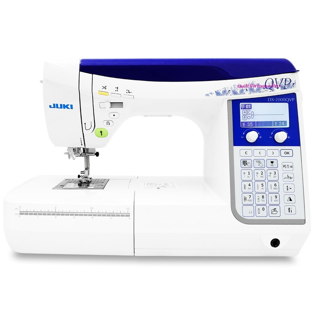 Juki DX-2000QVP Computerized Sewing Machine - White (White) -  Arrow