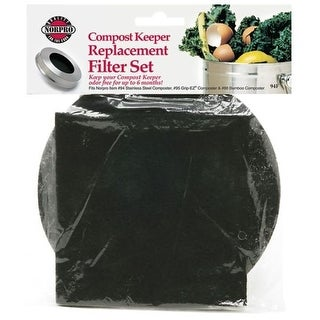 Norpro Replacement Filters for #94 & 95 Compost Keepers