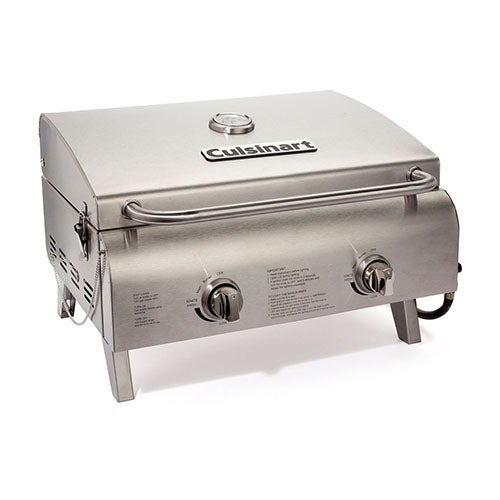 Cuisinart Chef's Style Tabletop Gas Grill Chef's Style Tabletop Gas Grill - Stainless Steel
