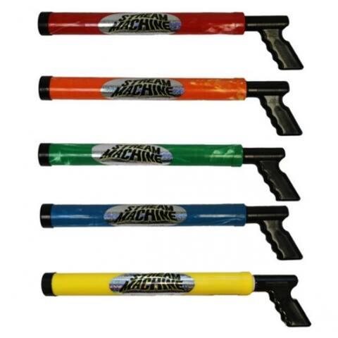 """Stream Machine 80003 Hydrobolic Water Gun/Launcher, Assorted Colors, 22"""", 1-Qty - 22"""""""