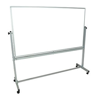 """Offex OF-MB7240WW - Home Office 72"""" x 40"""" Double-Sided Magnetic Whiteboard"""