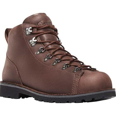 Danner Men's North Fork Rambler Boot Bark Full Grain Leather