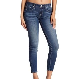 Vigoss NEW Blue Women's Size 25X28 NY Ankle Skinny Leg Denim Jeans