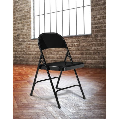 NPS (Pack of 4) - 50 Series All-Steel Folding Chairs