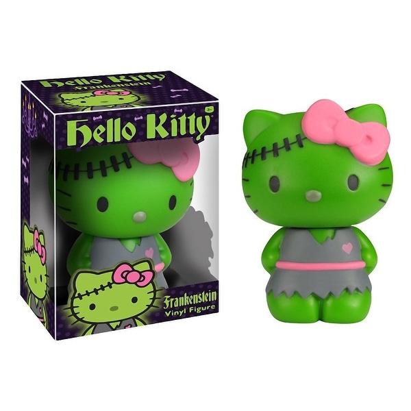 """Hello Kitty Halloween 5"""" Vinyl Figure: Frankenstein - multi"""