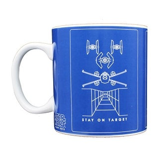 Star Wars: A New Hope 20oz Ceramic Mug - Multi