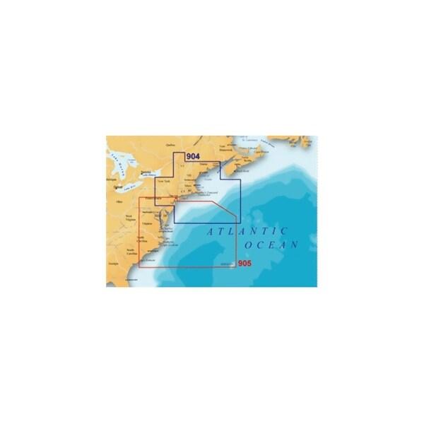 Navionics Platinum Plus Mid Atlantic and Canyons MSD/905PP Platinum Plut  905PP - US Mid Atlantic and Canyons - Multicolor