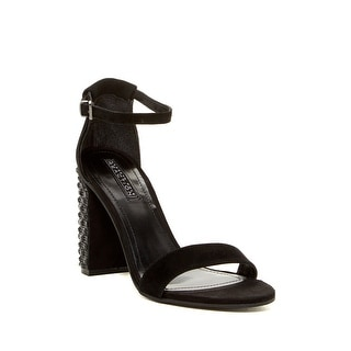 Kenneth Cole Reaction Womens Cherry Tart Leather Open Toe Ankle Strap Classic...