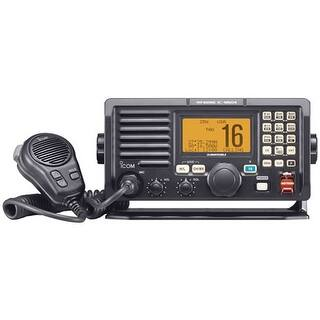 Icom M604A41 M604A VHF Radio Hailer RX Repeat Fog Horn - 30W|https://ak1.ostkcdn.com/images/products/is/images/direct/12bd4b2c6d083728258a2d114045ed39f06601ed/Icom-M604A41-M604A-VHF-Radio-Hailer-RX-Repeat-Fog-Horn---30W.jpg?impolicy=medium