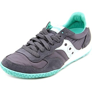Saucony Bullet Round Toe Synthetic Sneakers