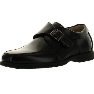 Florsheim Boys Reveal Monk Jr Loafers - Black