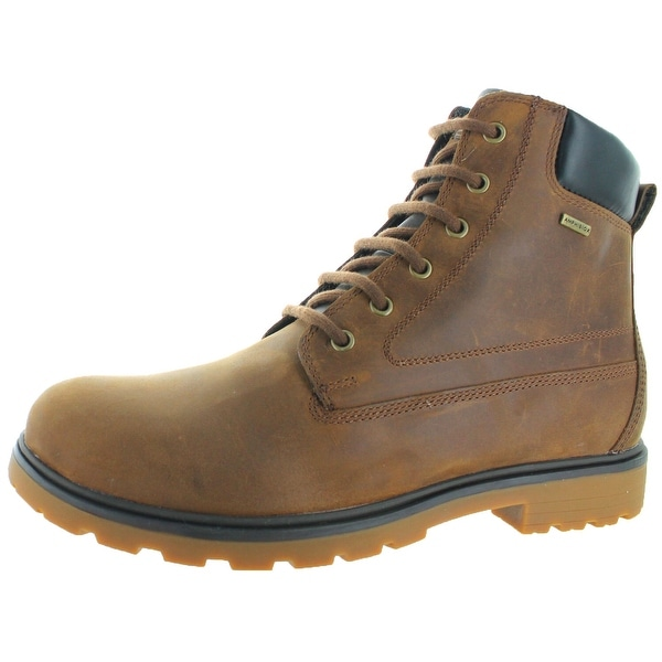 Geox Akim B Men's Leather Ankle Boots