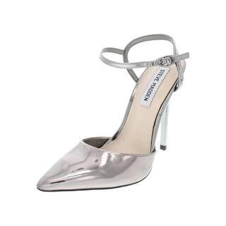 f5542916e8d Steve Madden Womens Cassndra Black Open Toe Heels Size 7.5. Quick View