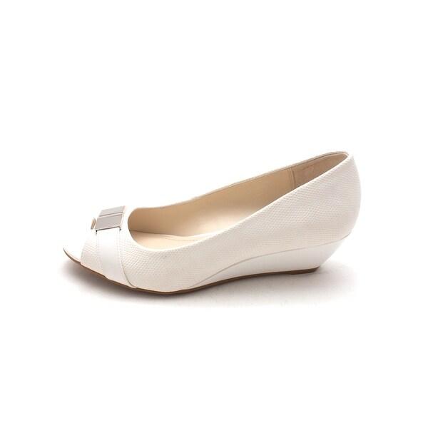 Alfani Womens step flex Closed Toe Casual Platform Sandals