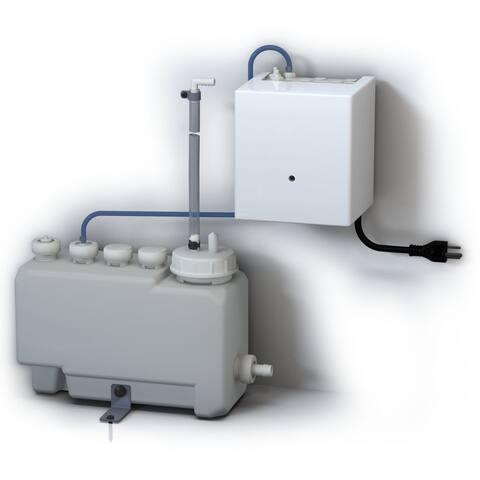 Toto TLK01103U AA Series 3 Spout Soap Dispenser Controller and Reservoir