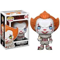 IT (2017) Funko POP Vinyl Figure: Pennywise w/ Boat - multi