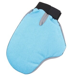 Pet Doggy Cat Shower Cleaning Grooming Bathing Massage Glove Brush Comb