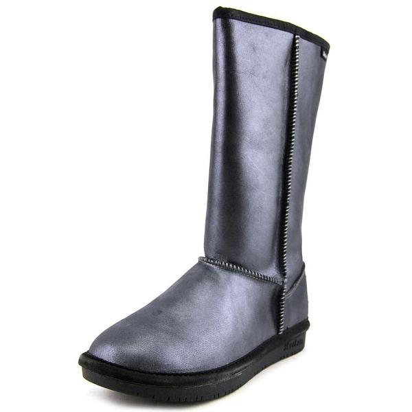 Skechers Australia Shelbys-Montreal Round Toe Leather Winter Boot