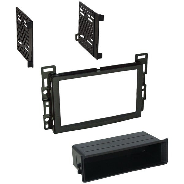 Best Kits Bkgmk351 Chevrolet(R)/Gm(R)/Pontiac(R)/Saturn(R) 2005-2012 Double-Din/Single-Din With Pocket Kit