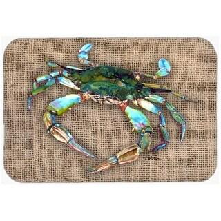 Carolines Treasures 8731CMT 20 x 30 in. Crab Kitchen Or Bath Mat