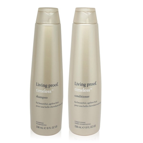 Living Proof Timeless Shampoo and Conditioner 8 Oz Combo Pack