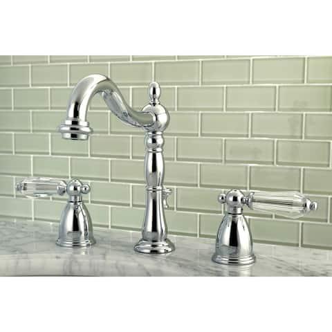Wilshire 8 in. Widespread Bathroom Faucet