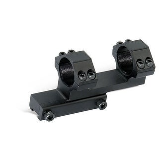 CenterPoint 1-Pc Off-Set Mount, 1 Rings, High, 3/8 Dovetail, 4 Screws/Cap