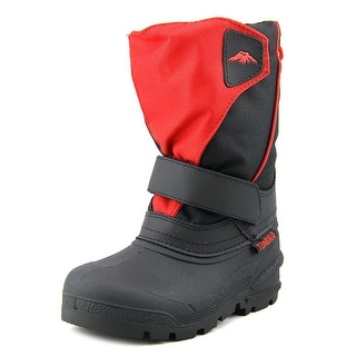 Tundra Quebec Round Toe Synthetic Snow Boot