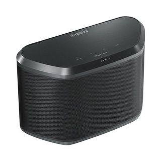 Yamaha WX-030 MusicCast Wireless Speaker with Wi-Fi and Bluetooth