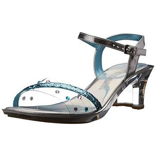 Kenneth Cole Reaction Girls Lil Princess Iridescent Dress Sandals - 12