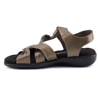 Walking Cradles Womens Sensational Open Toe Casual Strappy Sandals