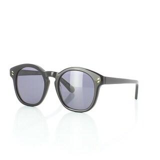 Sc0013S 001 Women'S Black Sunglasses With Grey Lenses
