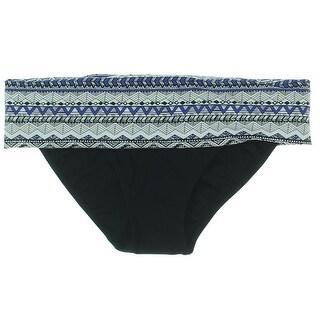 Profile by Gottex Womens Fold-Over Bikini Swim Bottom Separates - 10