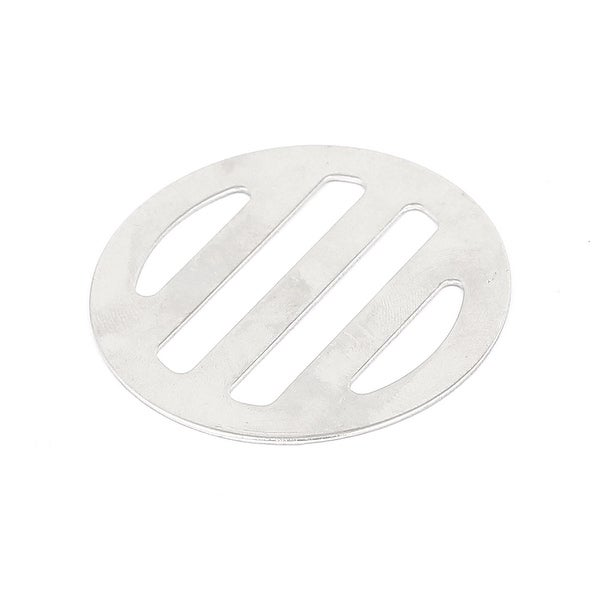 Shop 2 Dia 4 Holes Stainless Steel Round Shaped Floor Drain Cover