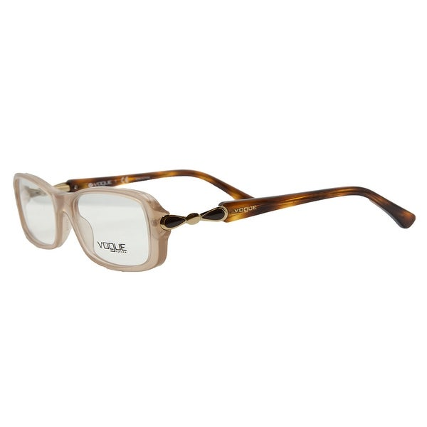 Vogue 0VO2751 1913 Opal Brown Plastic Optical Frame - 51-16-135