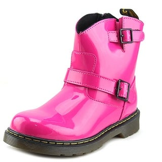 Dr. Martens Blip Round Toe Synthetic Boot