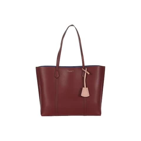 TORY BURCH Perry Triple-compartment Tote Bag In Tinto