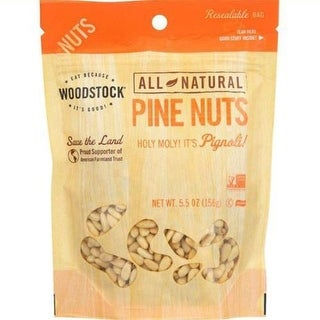 Woodstock Farms - Pinenuts ( 8 - 5.5 OZ)