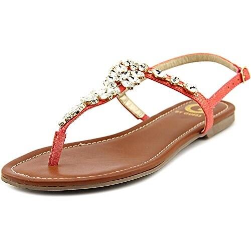 G By Guess Leesure Women Open-Toe Synthetic Slingback Sandal