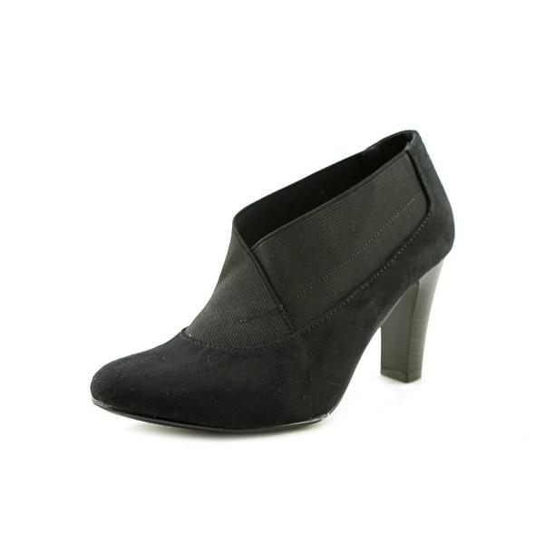 Karen Scott Nadia Womens Black Boots
