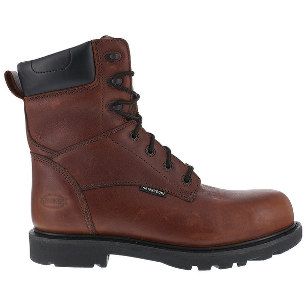 Iron Age Hauler 8In Mens Work Safety Shoes Casual - Brown. Opens flyout.