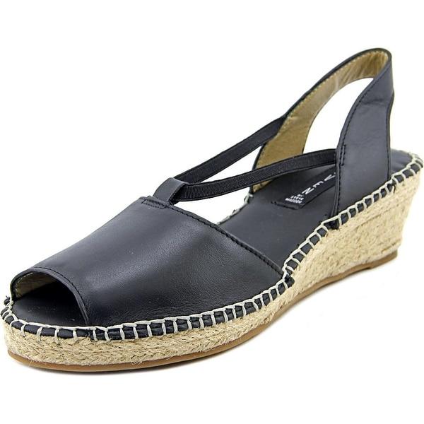 Steven Steve Madden Izzi Black Sandals