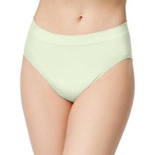 Wacoal Womens B Smooth Brief Panty High Cut Underwear