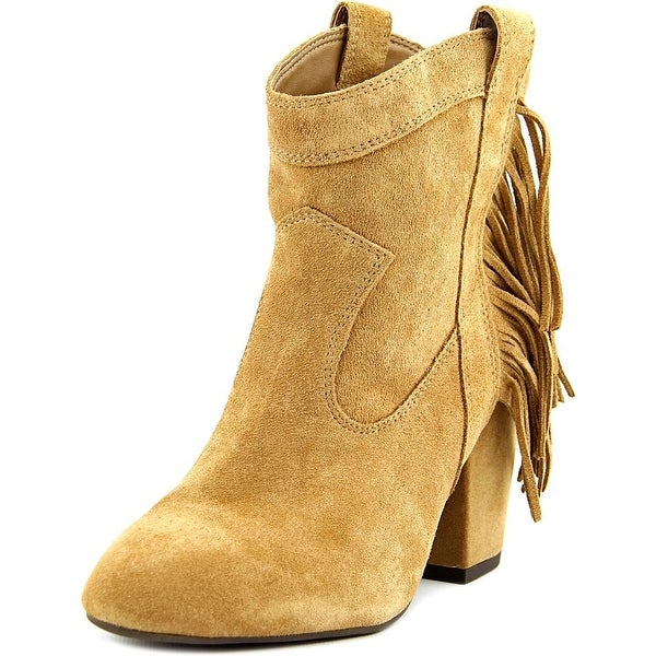 Jessica Simpson Wyoming Women  Round Toe Suede  Ankle Boot