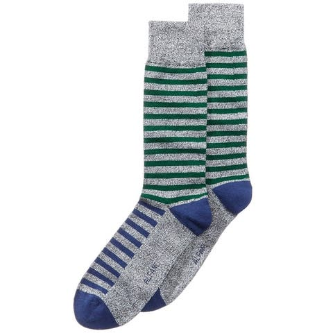Alfani Mens Striped Midweight Socks