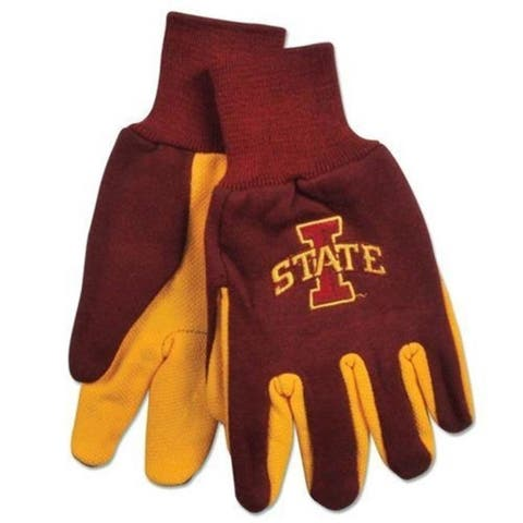 McArthur 9960695978 Iowa State Cyclones Two Tone Glove Adult